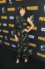 JULIE ANN EMERY at Preacher Season 3 Premiere Party in Los Angeles 06/14/2018