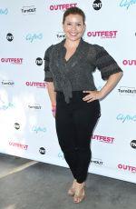 JUSTINA MACHADO at Claws Screening at Los Angeles LGBT Center in Los Angeles 06/24/2018