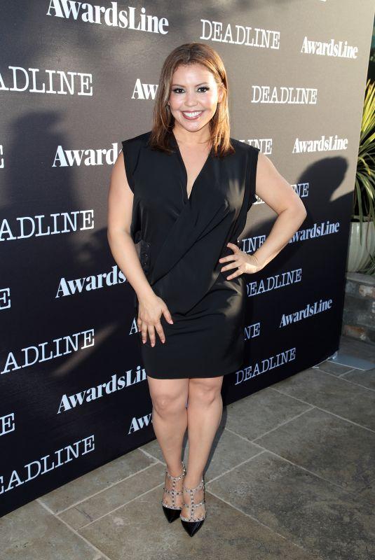 JUSTINA MACHADO at Deadline Emmy Season Kickoff in Los Angeles 06/04/2018