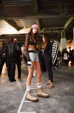 KAIA GERBER at Alexander Wang Fashion Show in New York 06/03/2018