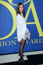 KAIA GERBER at CFDA Fashion Awards in New York 06/05/2018