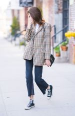KAIA GERBER Out and About in Brooklyn 06/07/2018