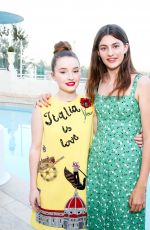 KAITLYN DEVER at A Summer Gathering Hosted by True Botanicals in Los Angeles 06/12/2018
