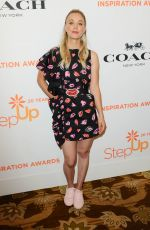 KALEY CUOCO at Step Up Inspiration Awards 2018 in Los Angeles 06/01/2018
