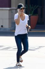 KALEY CUOCO Leaves Starbucks in Los Angeles 06/27/2018