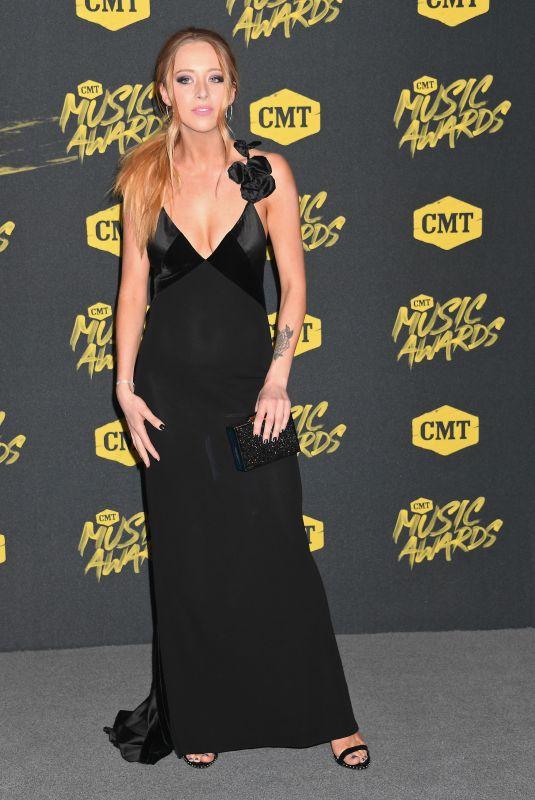 KALIE SHORR at CMT Music Awards 2018 in Nashville 06/06/2018