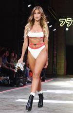 KARA DEL TORO at Frankies Bikinis Runway Show in Los Angeles 06/21/2018