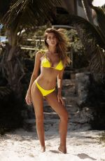KARA DEL TORO for Beach Bunny Summer 2018 Lookbook