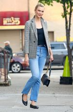 KARLIE KLOSS Out in New York 06/01/2018