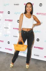 KARRUECHE TRAN at Claws Screening at Los Angeles LGBT Center in Los Angeles 06/24/2018