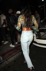 KARRUECHE TRAN at Poppy Nightclub in West Hollywood 06/22/2018