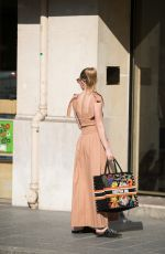 KATE BOSWORTH Out Shopping in Paris 06/29/2018
