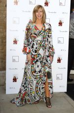 KATE GARRAWAY at Andrea McLean Book Launch Party in London 06/26/2018