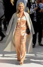 KATE MOSS at Dior Homme Spring/Summer Fashion Show in Paris 06/23/2018