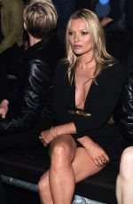 KATE MOSS at Saint Laurent Spring/Summer 2019 Fashion Show at NYFW in New York 06/06/2018