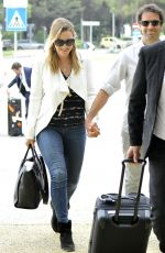 KATE WINSLET Out and About in Venice 06/08/2018