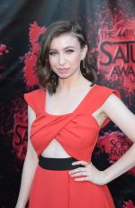 KATELYN NACON at 2018 Saturn Awards in Burbank 06/27/2018