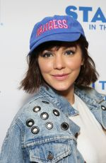 KATHARINE MCPHEE at Stars in the Alley in New York 06/01/2018