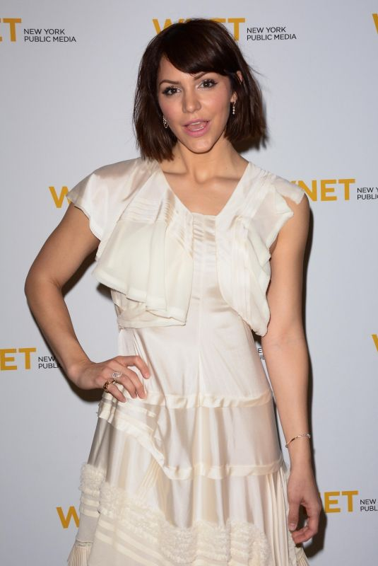 KATHARINE MCPHEE at WNET 2018 Gala at Plaza Hotel in New York 06/11/2018
