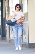 KATHARINE MCPHEE in Ripped Jeans Out in New York 06/16/2018