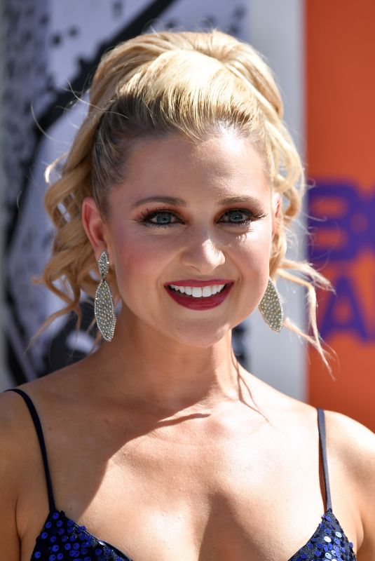 KATHERINE BAILESS at BET Awards in Los Angeles 06/24/2018