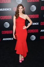 KATHERINE CUNNINGHAM at Condor Premiere in Los Angeles 06/06/2018