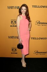 KATHERINE CUNNINGHAM at Yellowstone Show Premiere in Los Angeles 06/11/2018