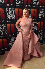 KATHERINE JENKINS at Classic Brit Awards in London 06/13/2018