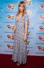 KATHERINE KELLY at Bing Live UK Tour Gala in London 06/24/2018