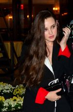 KATHERINE LANGFORD at CFDA Afterparty at Cipriani in New York 06/04/2018