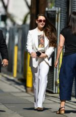 KATHERINE LANGFORD at Jimmy Kimmel Live! in Los Angeles 06/12/2018