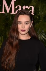 KATHERINE LANGFORD at Max Mara WIF Face of the Future in Los Angeles 06/12/2018