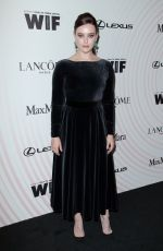 KATHERINE LANGFORD at Women in Film Crystal and Lucy Awards in Los Angeles 06/13/2018