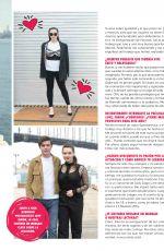KATHERINE LANGFORD in Tu Magazine, Chile June 2018