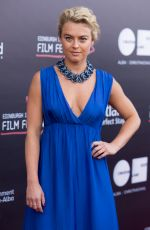 KATIE GOLDFINCH at Lucid Premiere at 72nd Edinburgh International Film Festival 06/23/2018