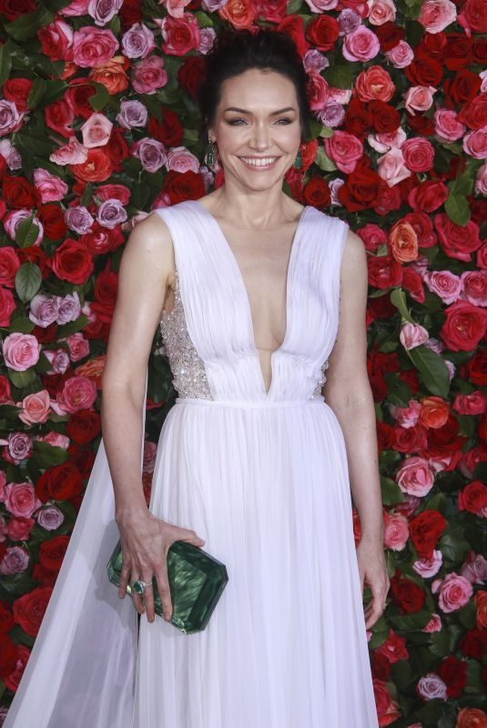 KATRINA LENK at 2018 Tony Awards in New York 06/10/2018