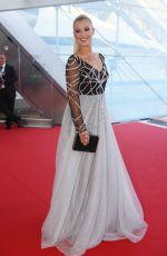 KATRINA PATCHETT at 58th Monte Carlo TV Festival Closing Ceremony 06/19/2018
