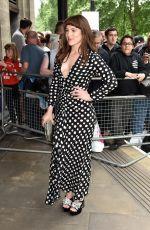 KATY B at Ivor Novello Awards in London 05/31/2018