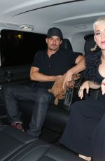 KATY PERRY and Orlando Bloom at Chiltern Firehouse in London 06/16/2018