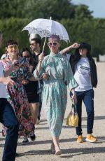 KATY PERRY at Versailles Castle in Paris 05/31/2018