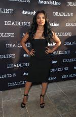 KEESHA SHARP at Deadline Emmy Season Kickoff in Los Angeles 06/04/2018