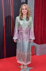 KELLIE BRIGHT at British Soap Awards 2018 in London 06/02/2018