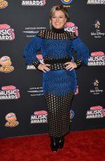 KELLY CLARKSON at Radio Disney Music Awards 2018 in Los Angeles 06/22/2018