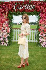 KELLY EASTWOOD at Cartier Queens Cup Polo in Windsor 06/17/2018