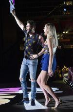 KELSEA BALLERINI at 2018 CMA Fest Night at Nissan Stadium in Nashville 06/08/2018