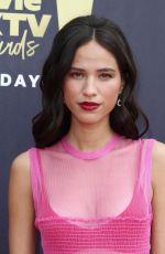 KELSEY CHOW at 2018 MTV Movie and TV Awards in Santa Monica 06/16/2018