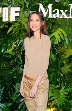 KELSEY CHOW at Max Mara WIF Face of the Future in Los Angeles 06/12/2018