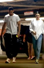 KENDALL JENNER and Ben Simmons Shopping at Barney