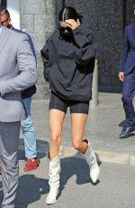 KENDALL JENNER Arrives in Milan 06/15/2018