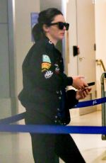 KENDALL JENNER at LAX Airport in Los Angeles 06/26/2018